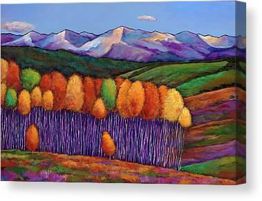 Vivid Colors Canvas Prints