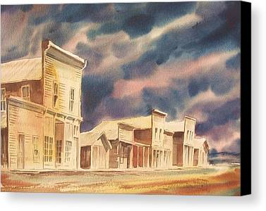 Old Building Paintings Limited Time Promotions