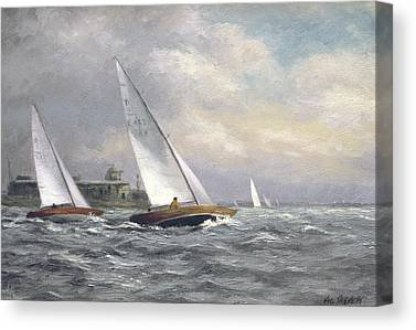 Medway Canvas Prints