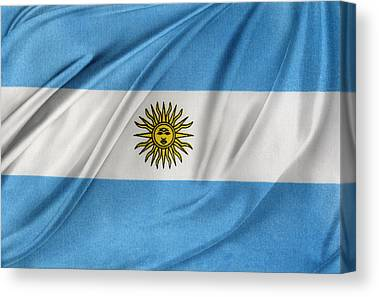 Argentinia Canvas Prints