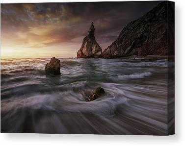 Roca Canvas Prints