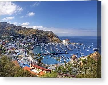 Avalon Canvas Prints