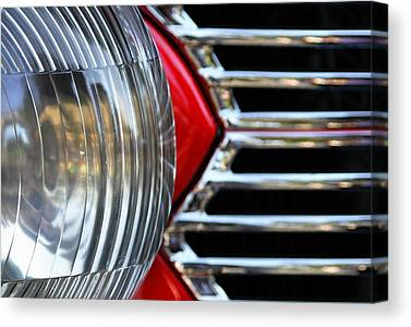 Car Abstract Canvas Prints