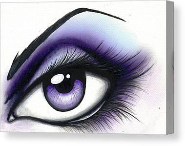 Lilacs Paintings Canvas Prints