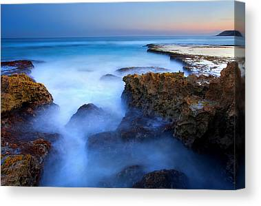 Pennington Bay Canvas Prints