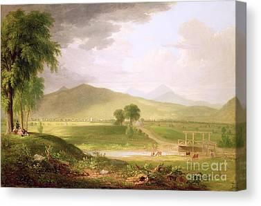 Rutland Canvas Prints