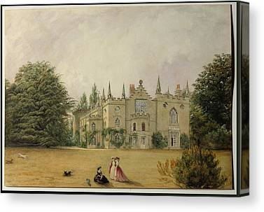 Strawberry Hill Canvas Prints