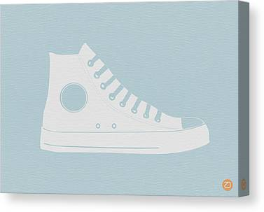 Conversing Canvas Prints
