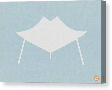 Midcentury Modern Canvas Prints