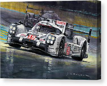 Bambers Canvas Prints