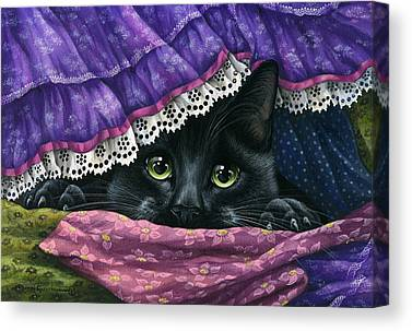 Fabric Quilts Canvas Prints
