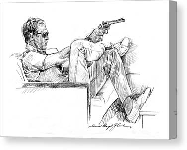 Recommended Drawings Canvas Prints