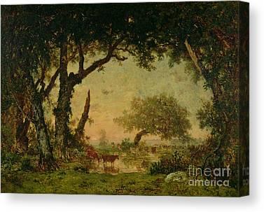 1850-51 Canvas Prints