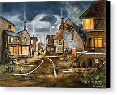 Village Life Paintings Limited Time Promotions