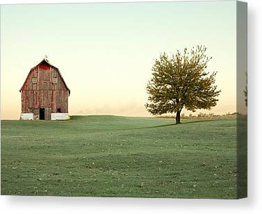 Farmhouse Canvas Prints