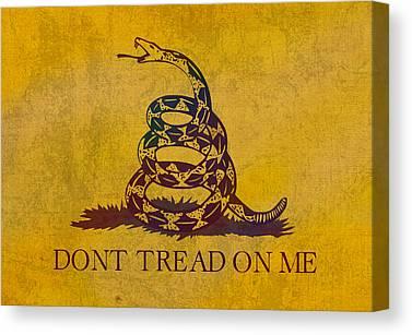 Libertarian Canvas Prints