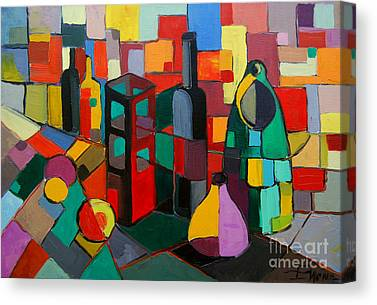 Rectangle Paintings Canvas Prints
