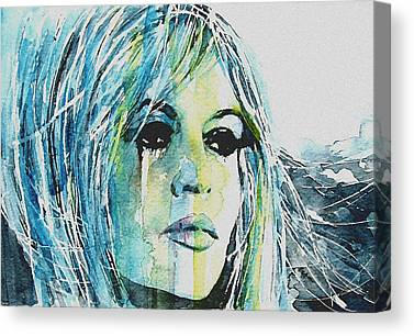 Bardot Canvas Prints
