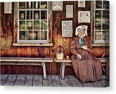 Sturbridge Village Canvas Prints