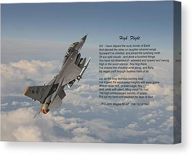F16 Canvas Prints