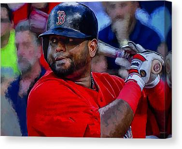 Pablo Sandoval Canvas Prints