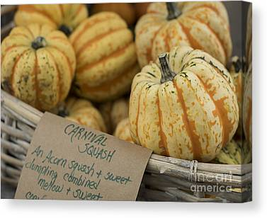 Farmstand Canvas Prints