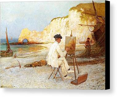 Designs Similar to A Painter By The Sea Side