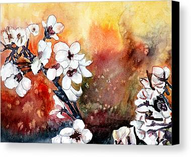 Cherry Blossoms Mixed Media Limited Time Promotions