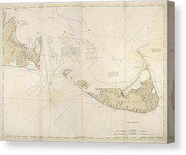 Nantucket Island Canvas Prints