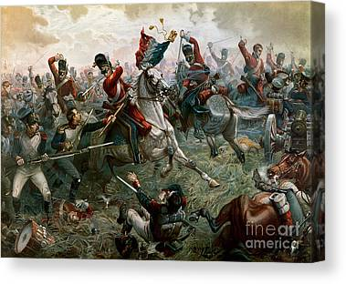 Muskets Canvas Prints