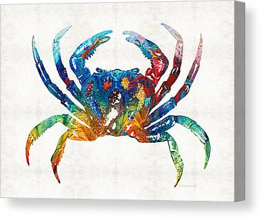 Cajun Canvas Prints