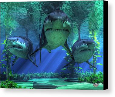 Aquatic Digital Art Limited Time Promotions