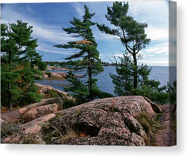 Killarney Provincial Park Canvas Prints