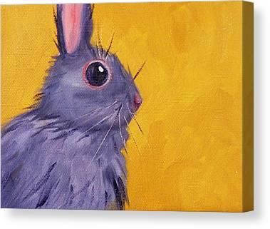 Bunny Canvas Prints