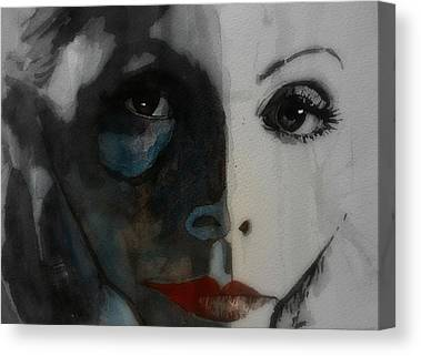 Greta Garbo Canvas Prints