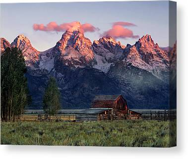 Most Canvas Prints
