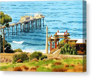 Big West Canvas Prints
