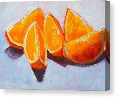 Tangy Paintings Canvas Prints