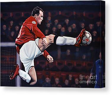 Premier League Canvas Prints
