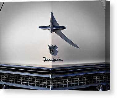 Fairlane Canvas Prints