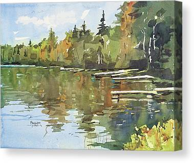Bwcaw Paintings Canvas Prints