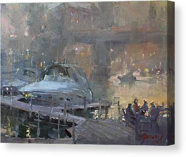 Boaters Canvas Prints