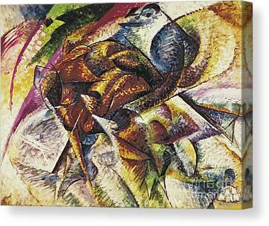 Boccioni Canvas Prints