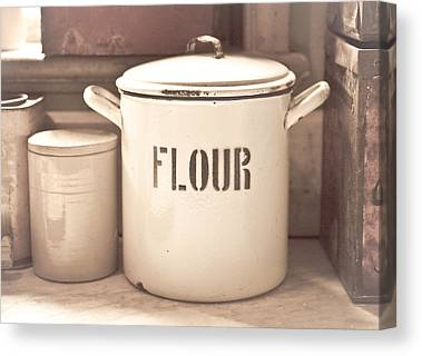 Pantry Canvas Prints