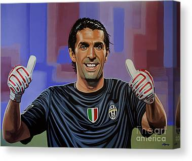 Gianluigi Buffon Canvas Prints