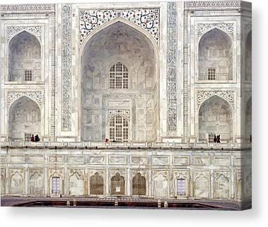 Mahal Canvas Prints