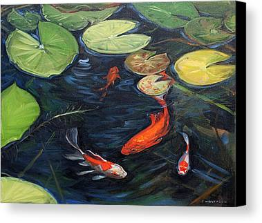 Koi Paintings Limited Time Promotions