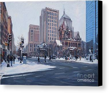 Boston Paintings Limited Time Promotions
