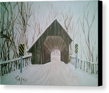 Winter Scene Paintings Limited Time Promotions