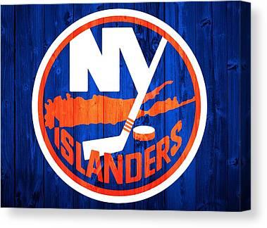 New York Islanders Canvas Prints